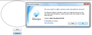 silverlight permissions