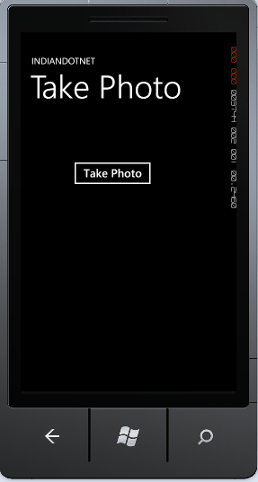 how to take a photo on windows 7