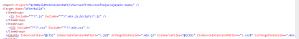 Add minifier in project file