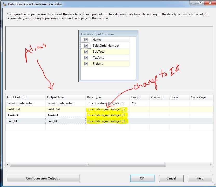 Data Conversion for SQL Server Integration Services (SSIS) - DZone