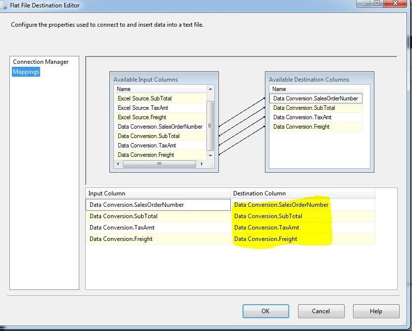 Data Conversion for SQL Server Integration Services (SSIS) - DZone