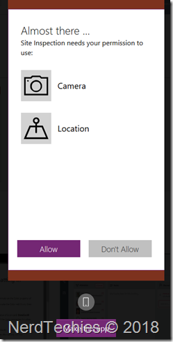 Accessibility_of_camera_And_Location