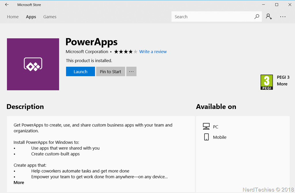 PowerApps | Learn & Share ASP NET & SQL SERVER