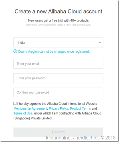 Alibaba_Registration_Form_Indiandotnet