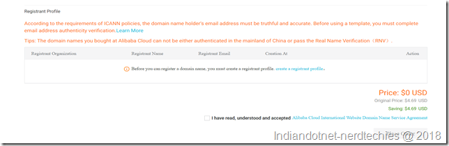 Alibaba_Cloud_Registration_Profile_Indiandotnet