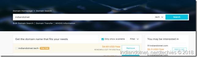 Alibaba_Search_Domain_Indiandotnet