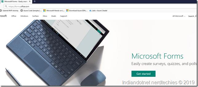 Indiandotnet_Microsoft_Form_1