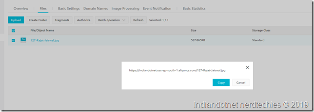 Indiandotnet_Copy_URL_Option_11